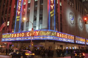 Radio City Music Hall USA