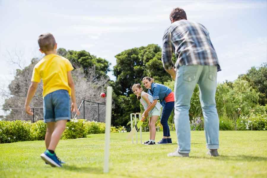 childhood cricket memories