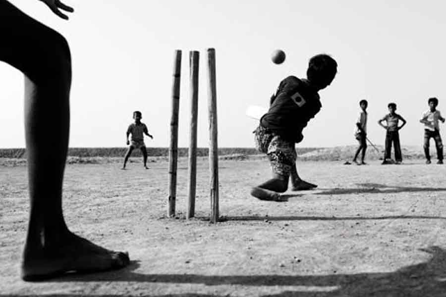 childhood cricket memories