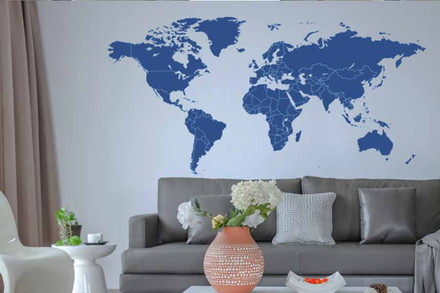 Benefits of Wall Décor for Your Place