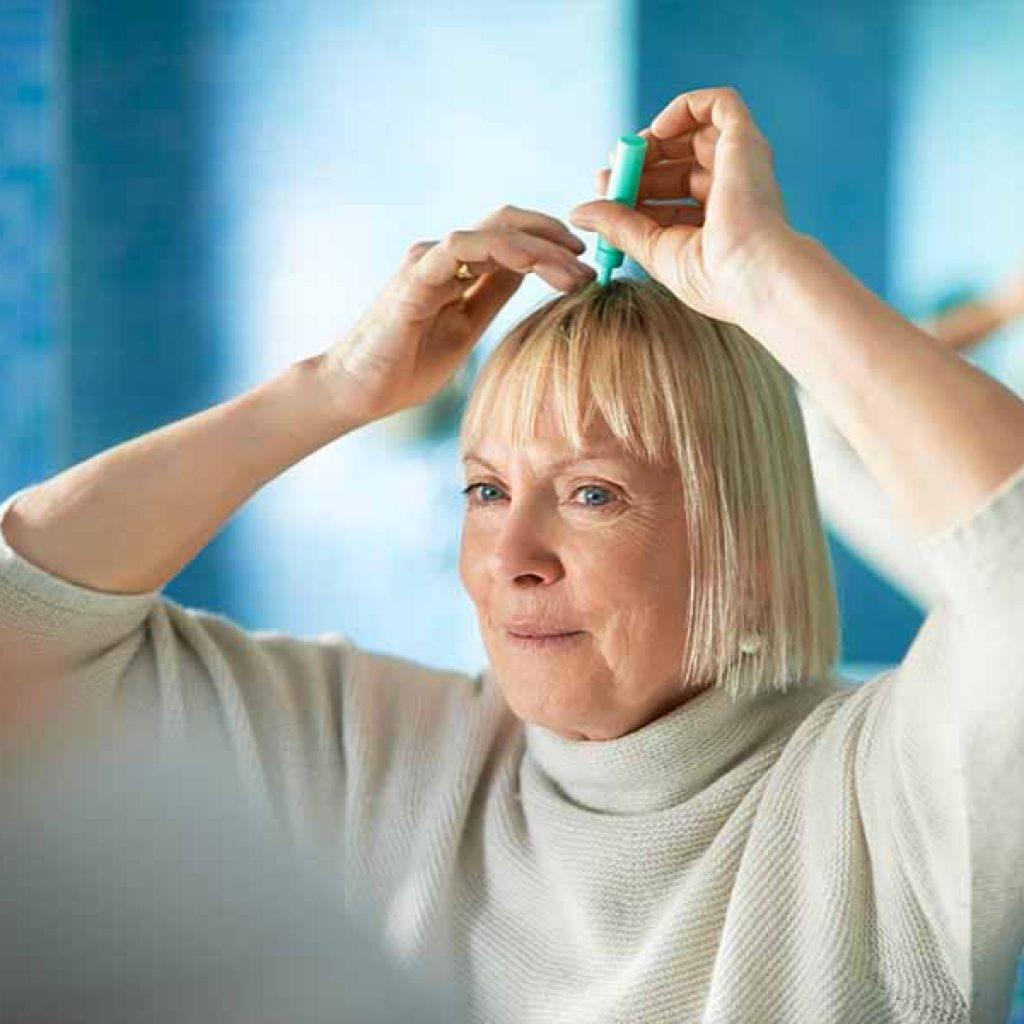 Natural ways to get voluminous hair