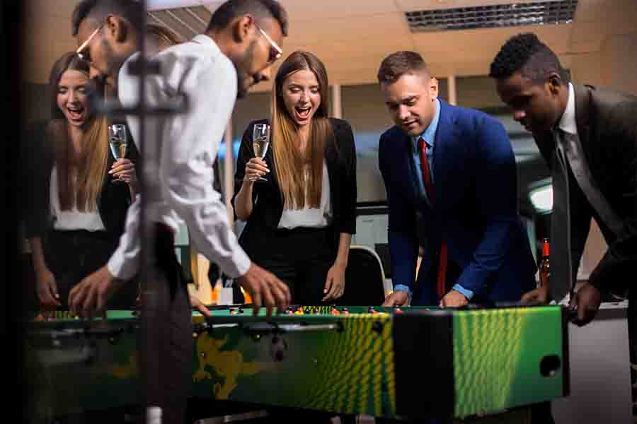 office party ideas games