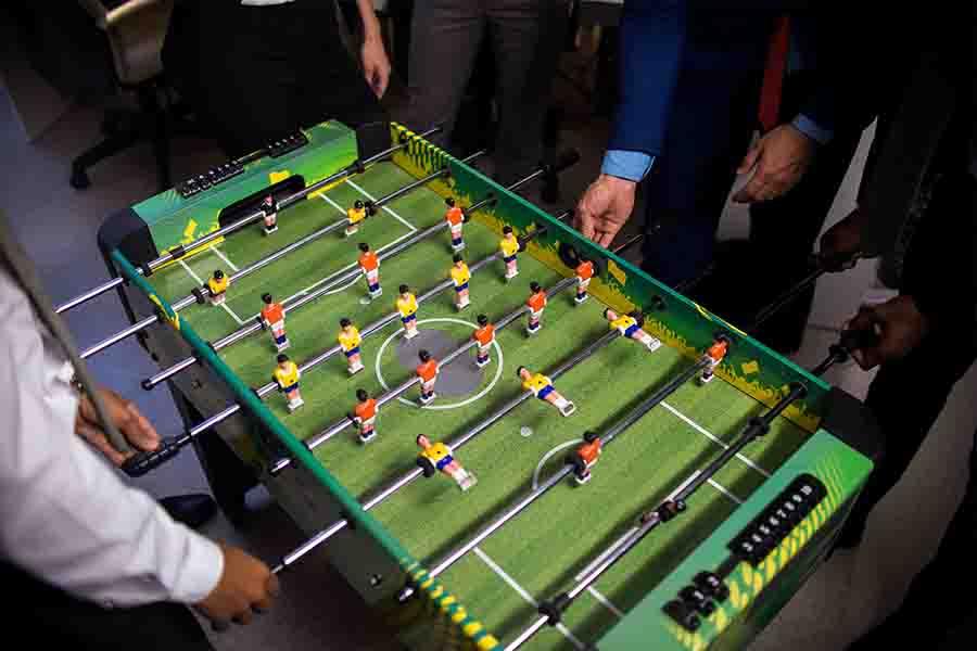 office party ideas Olympics