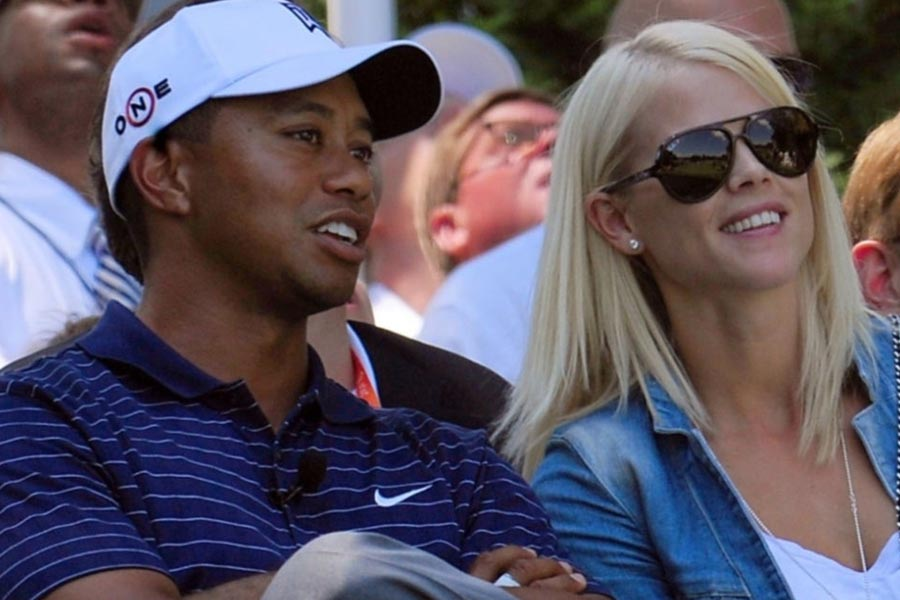 Tiger Woods and also Elin Nordegren