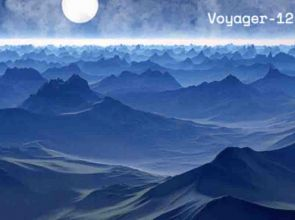 Electronic Music Album Review Voyager-12 by Saros-FM
