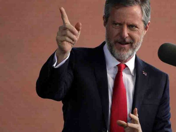 Jerry Falwell Jr.'s Blackmailer Has Cache of Compromising Photos, Lawsuit Says