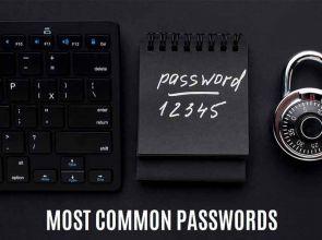Most Common Passwords Of 2021 – Latest Statistics