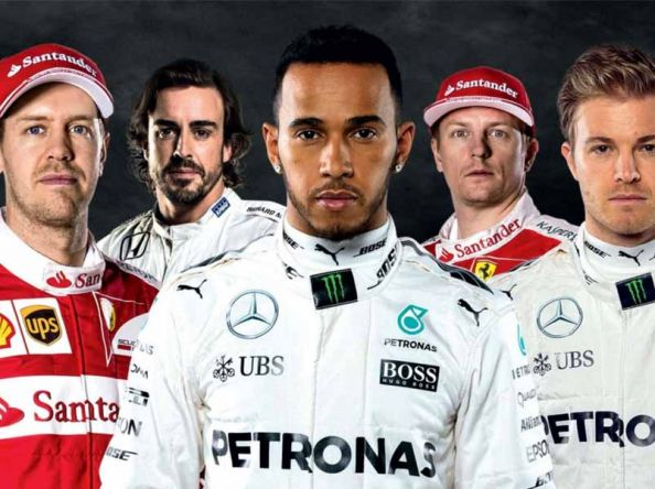 The 20 Richest Racing Drivers in the World