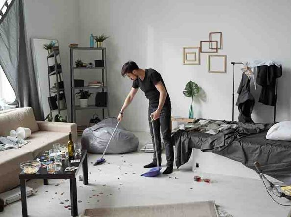 7 Professional After Party Cleaning Tips