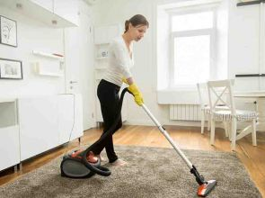 Vacuuming is not sufficient to clean your carpets; Here's what you need to do!